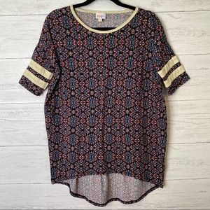 LuLaroe Irma high low t shirt